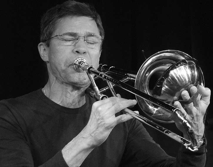 Albert Mangelsdorff Quintet Tension